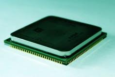 Un microprocesseur